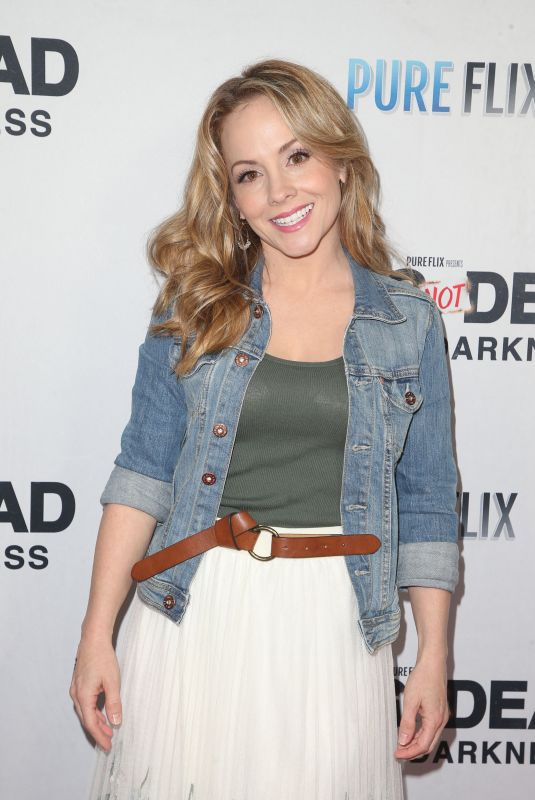 KELLY STABLES at God's Not Dead: A Light in Darkness Premiere in Los Angeles 03/20/2018