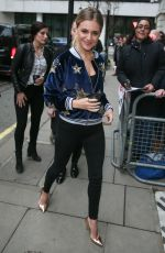 KELSEA BALLERINI at BBC Radio 2 Studios in London 03/09/2018