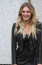 KELSEA BALLERINI at ITV Studios in London 03/08/2018