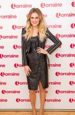 KELSEA BALLERINI at Lorraine Show in London 03/09/2018