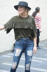 KELSEA BALLERINI Out and About in Sydney 03/20/2018