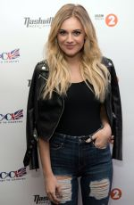 KELSEA BALLERINI Performs at Country to Country at BBC Radio in London 03/09/2018