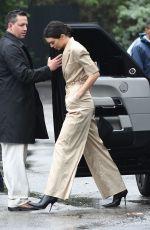KENDALL JENNER Arrives at Khloe Kardashian's Baby Shower in Los Angeles 03/10/2018