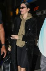 KENDALL JENNER at LAX Airport in Los Angeles 03/17/2018