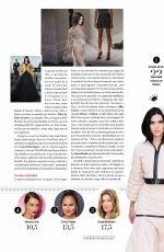 KENDALL JENNER in Vanidades Magazine, Chile March 2018