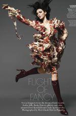 KENDALL JENNER in Vogue Magazine, April 2018