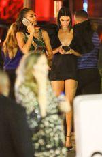 KENDALL JENNER Leaves Vanity Fair Party in Los Angeles 03/04/2018