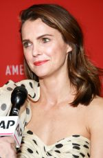 KERI RUSSELL at The American