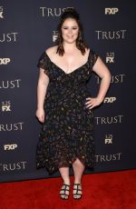 KETHER DONOHUE at FX All-star Party in New York 03/15/2018