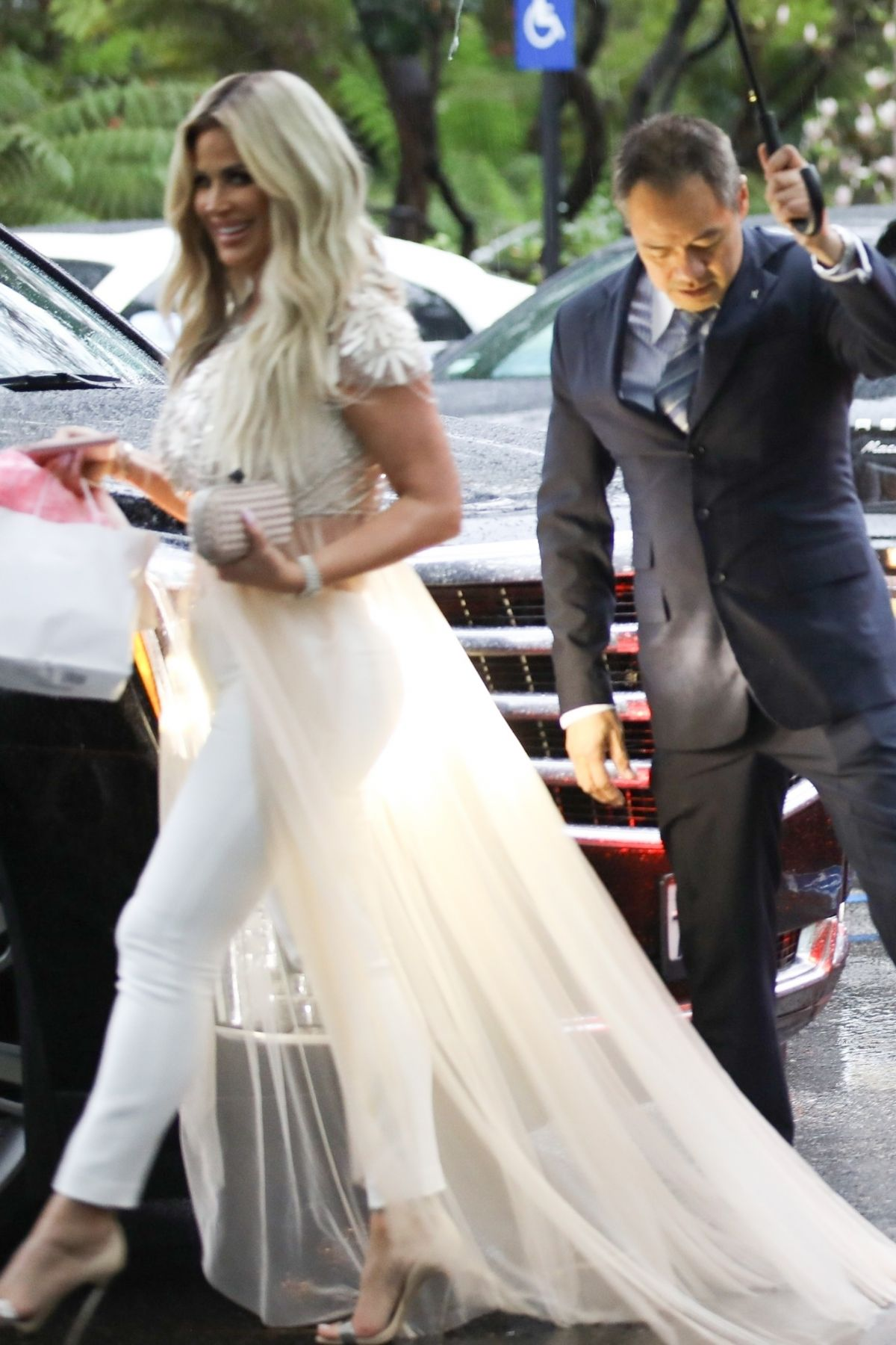 KIM ZOLCIAK and BRIELLE BIERMANN at Khloe Kardashian\'s Baby Shower ...