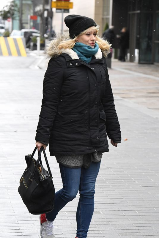 KIMBARLY WYATT Out and About in Manchester 03/01/2018