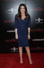KIMBERLY GUILFOYLE at Acrimony Premiere in New York 03/27/2018
