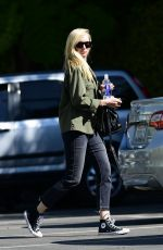 KIMBERLY STEWART Out and About in Los Angeles 03/28/2018