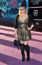 KIRSTEN VANGSNESS at Ready Player One Premiere in Los Angeles 03/26/2018