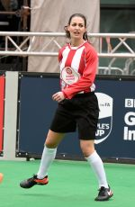 KIRSTY GALLACHER at 12hr Soccer Challenge in Manchester 03/23/2018