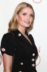KITTY SPENCER at La Traviata VIP Performance at London Coliseum 03/22/2018