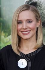 KRISTEN BELL at Pandas: The IMAX Experience Premiere in Hollywood 03/17/2018