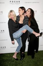 KRISTEN DOUTE at Thoroughbreds Special Screening in Los Angeles 02/28/2018