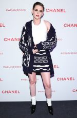 KRISTEN STEWART at Chanel Pre-Oscars Event in Los Angeles 02/28/2018