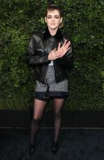 KRISTEN STEWART at Charles Finch and Chanel Pre-oscar Dinner in Los Angeles 03/03/2018