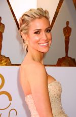 KRISTIN CAVALLARI at 90th Annual Academy Awards in Hollywood 03/04/2018