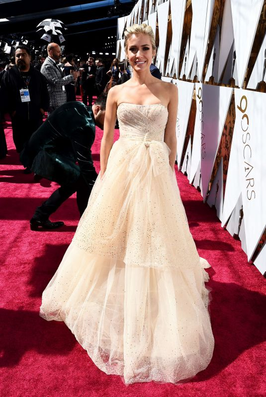 KRISTIN CAVALLARI at Oscar 2018 in Los Angeles 03/04/2018
