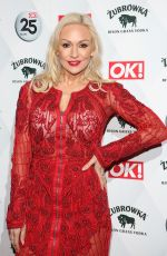 KRISTINA RIHANOFF at OK! Magazine
