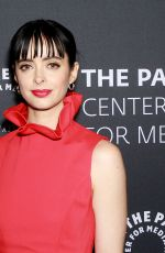 KRYSTEN RITTER at An Evening with Jessica Jones in New York 03/08/2018