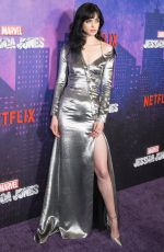 KRYSTEN RITTER at Jessica Jones Season 2 Premiere in New York 03/07/2018