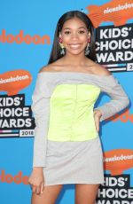kyla-drew simmons - 31st annual nickelodeon kids