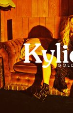 KYLIE MINOGUE for Her New CD Golden, 2018