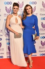 KYM MARSH and EIMLY CUNLIFFE at Pride of the North East Awards in Newcastle 03/27/2018