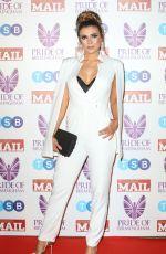 KYM MARSH at Pride of Birmingham Awards 03/08/2018