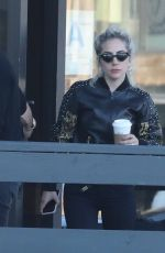 LADY GAGA and Christian Carino Out Shopping in Los Angeles 03/25/2018