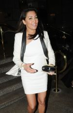 LAILA ROUASS Night Out in London 03/30/2018