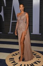 LAIS RIBEIRO at 2018 Vanity Fair Oscar Party in Beverly Hills 03/04/2018