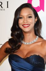 LAIS RIBEIRO at Elton John Aids Foundation Academy Awards Viewing Party in Los Angeles 03/04/2018