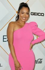 LALA ANTHONY at 2018 Essence Black Women in Hollywood Luncheon in Beverly Hills 03/01/2018