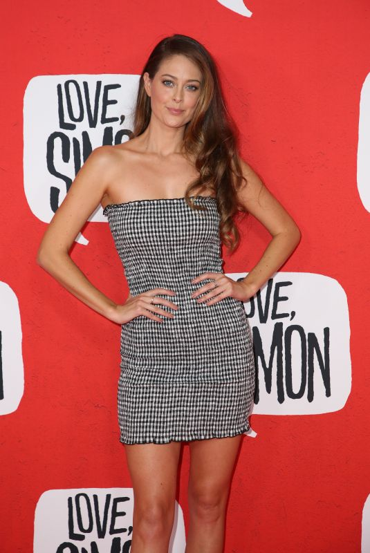 LANA JEAVONS-FELLOWS at Love, Simon Premiere in Sydney 03/18/2018