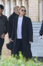 LARA BINGLE Shopping at Barney