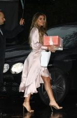 LARSA PIPPEN Arrives at Khloe Kardashian's Baby Shower in Los Angeles 03/10/2018