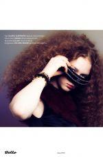 LARSEN THOMPSON in Bello Magazine, March 2018
