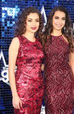LAURA and SARAH AYOUB at Global Awards 2018 in London 03/01/2018