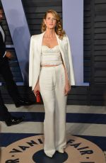 LAURA DERN at 2018 Vanity Fair Oscar Party in Beverly Hills 03/04/2018