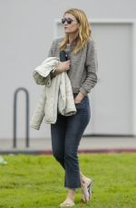LAURA DERN Out and About in Brentwood 03/18/2018