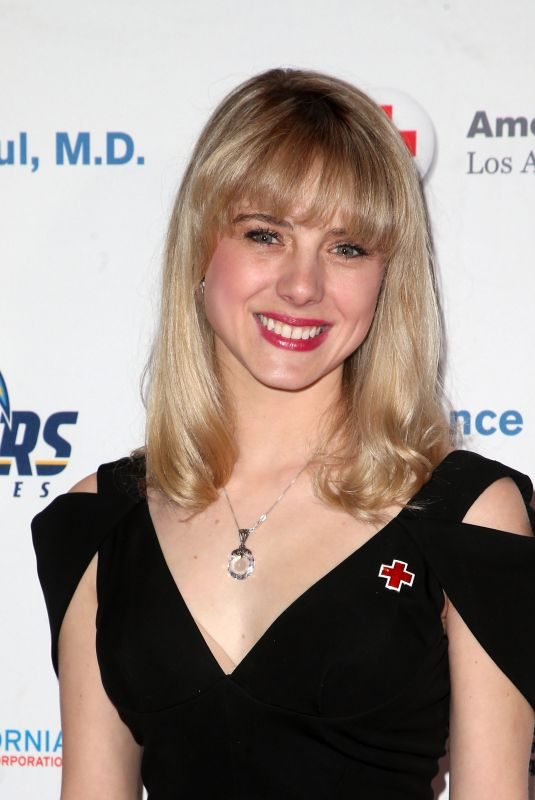 LAURA SLADE WIGGINS at Red Cross Los Angeles 2nd Annual Humanitarian Awards 03/09/2018
