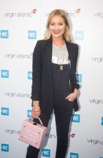LAURA WHITMORE at We Day at Wembley Arena in London 03/07/2018