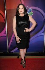 LAUREN ASH at NBC Midseason Press Junket in New York 03/08/2018
