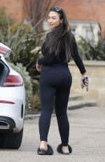 LAUREN GOODGER in Tights Out in London 03/24/2018