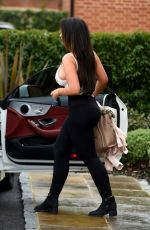 LAUREN GOODGER Out and About in Essex 03/05/2018